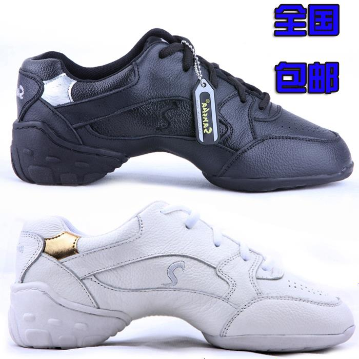 (not sansha) SM304 Aerobics <font><b>dance</b></font> <font><b>shoes</b></font> modern jazz <font><b>dance</b></font> <font><b>shoes</b></font> best genuine leather sneakers <font><b>dance</b></font> <font><b>shoes</b></font> woman