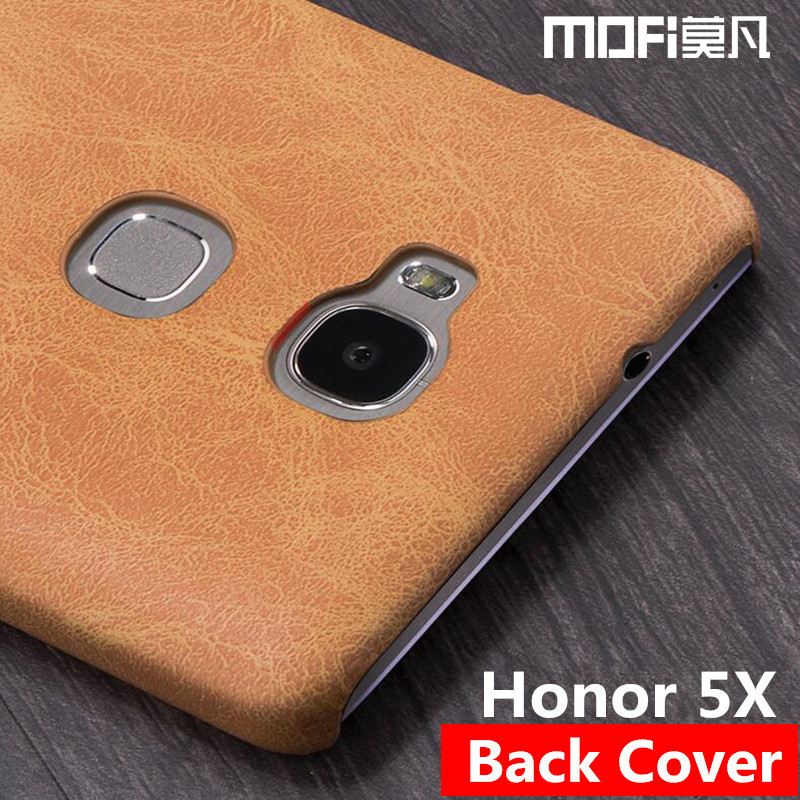 Buy Honor 5x case original Huawei hard back cover MOFi ...