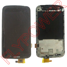 100% Original Black Complete LCD display +Digitizer Touch Screen FOR UMI X2 Android cellphone by free Shipping
