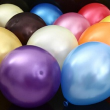 "Good Quality12Inch 2.8g 50pcs Latex Balloons Birthday wedding Party Decorative toys Pearl helium Balloon Balls Globos Balony 12""(China (Mainland))"