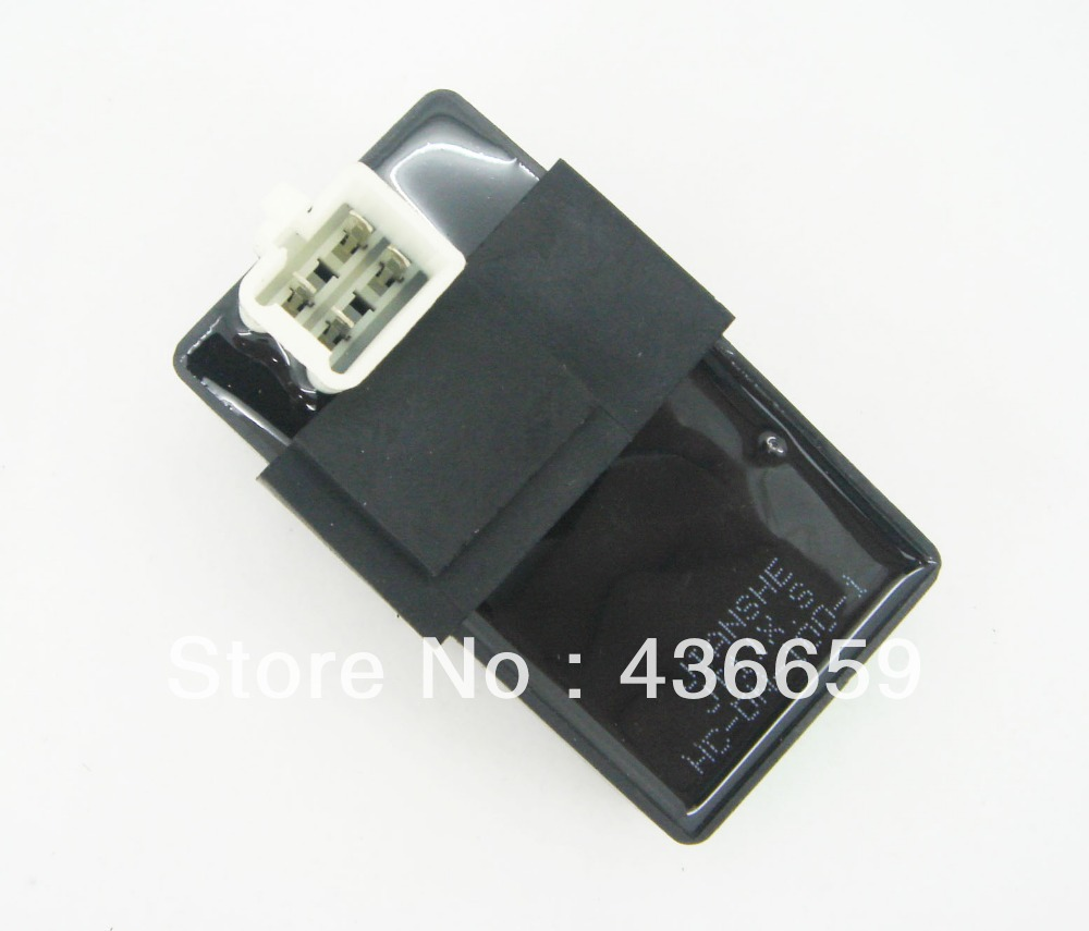 4 Pin DC CDI for HONDA CUB, Lifan 110 DC styley Engine Dirt, Pit bike Motorcycle(China (Mainland))