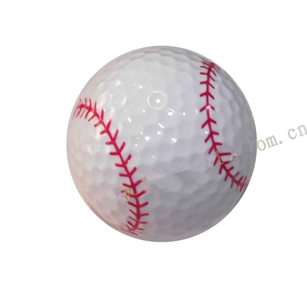 Free Shipping High Quality 2 Piece Sports Golf Balll Gift Ball(China (Mainland))