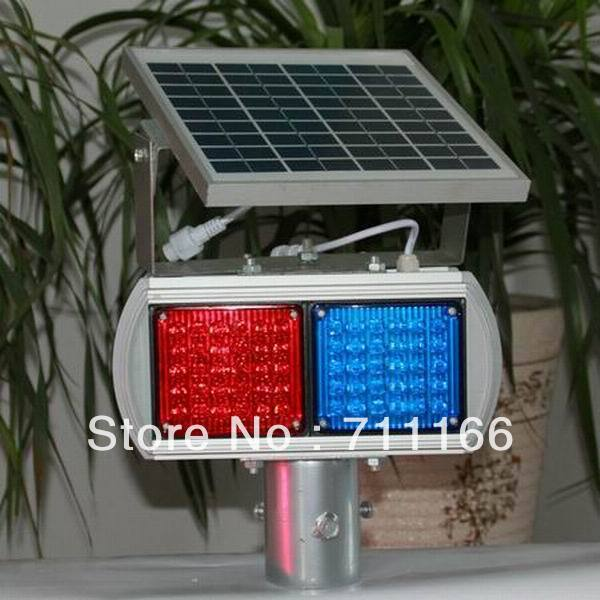 2013NEW Waterproof LED Solar Flashing lights Supplier