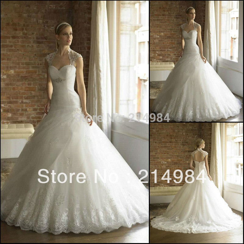 Hot sale custom made sexy backless zipper back designer for Sexy wedding dress designers
