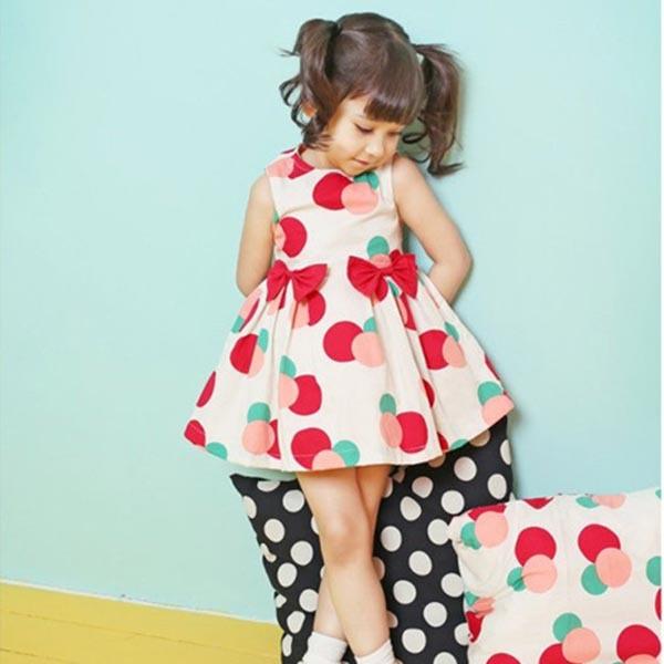 Платье для девочек Unbrand 2/7 Kids Dress