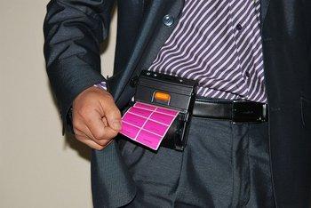 3 inches Thermal Printer Mini Portable label printer thermal label Printer  WiFi,USB,IrDA,RS232, free shipping!