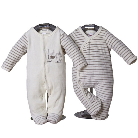 Baby Clothing Newborn Baby Boys And Girls Rompers Infant