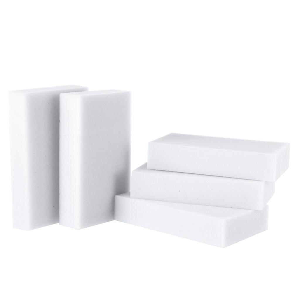 50pcs/pack Grey Esponja Magica Para Limpeza Magic Sponge Cleaner Eraser Melamine Sponge Cleaner Eraser Kithen Accessories(China (Mainland))