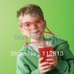 free shipping! plastic DIY drinking straw eyeglasses,silly straw glasses,amazing straw glasses,#hm261