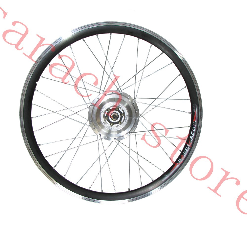 20'' 250W 36V electric bicycle front motor ,electric wheel hub motor(China (Mainland))