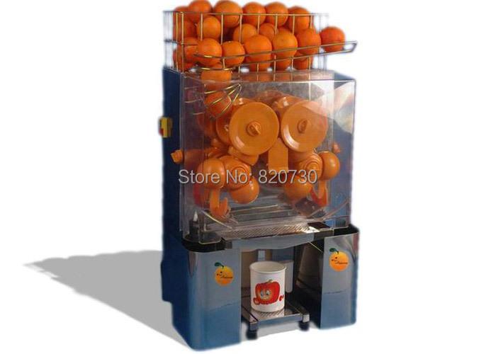 Electric Orange Squeezer ~ Desk type electric orange juicer machine citrus
