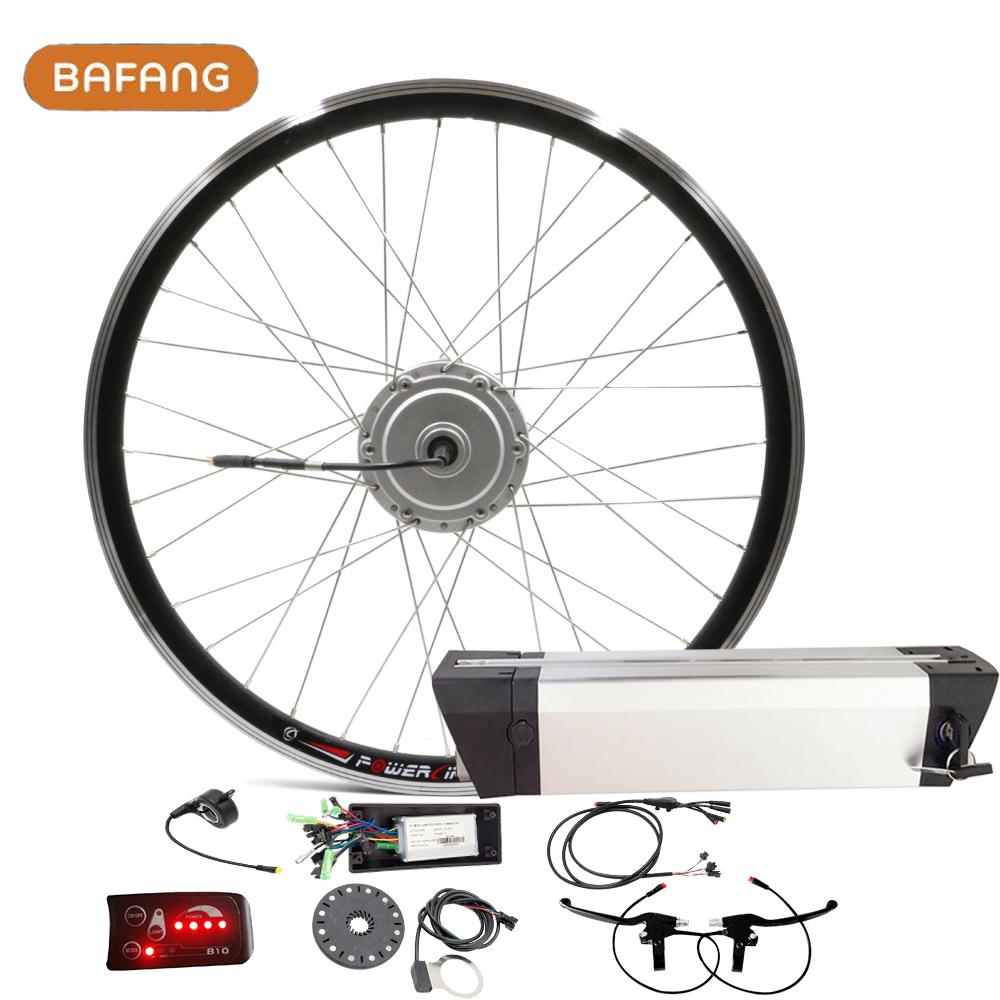 Bafang Motor Wheel 36V 250W Electric Bike Kit with Battery 36V10ah LED Display Waterproof System Front 8fun Brushless Hub Motor(China (Mainland))