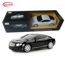 Buy Licensed Rastar 1:24 Scale Bentley RC Car Remote Control Toys Radio Controlled Cars Boys Girls Toys Kids Birthday Gifts 48600 for $20.39 in AliExpress store