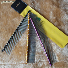 Perfect Dog Brush Comb For Dogs Cats Pets Products Goods For Pets Grooming Two-sized Dense Slicker Longhaired Dog Hot