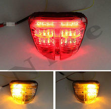 Details about  New Smoke LED Tail Light Brake Turn Signals For 2006-2007 SUZUKI GSXR 600 750(China (Mainland))