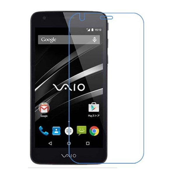 1pcs Ultra Clear HD clear glossy Screen Protector Front Transparent LCD film for Sony Vaio Phone va-10j(China (Mainland))