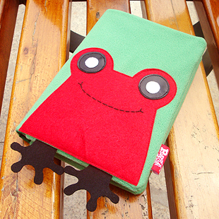 Playone frog princess notebook notepad doodle book free air mail
