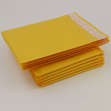 (160*160MM) 10pcs/lot Kraft Bubble Mallrrs Mailng Envelope Bags Bubble Mailers Padded Envelopes Bags(China (Mainland))
