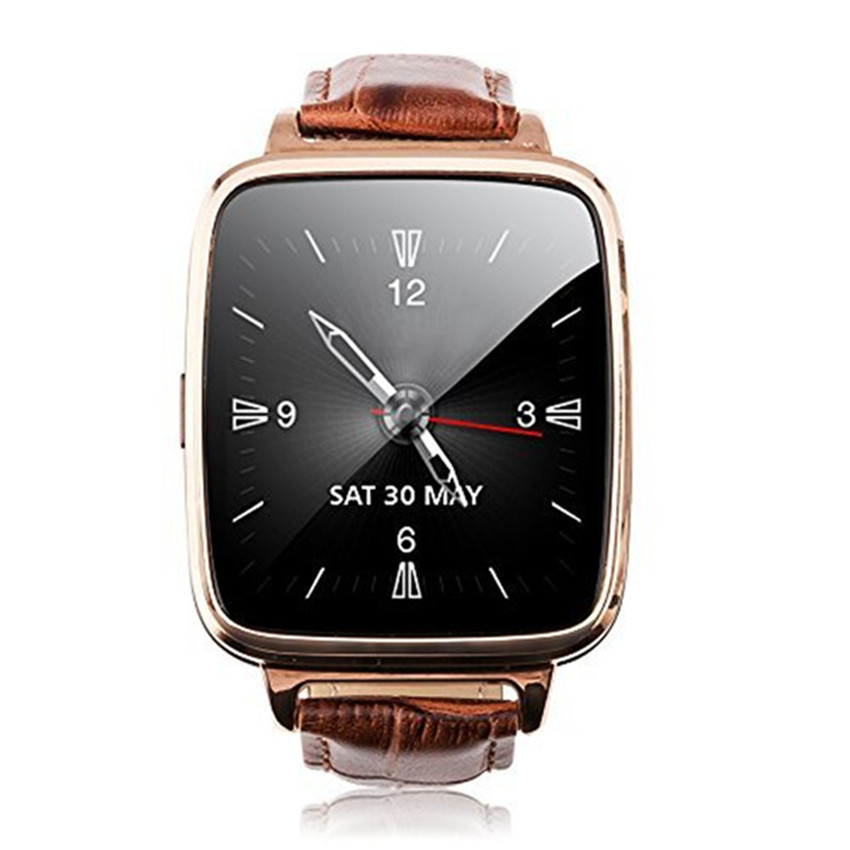 Wristwatches M28 Digital Watches Men Automatic Watch Bluetooth Sport Top Luxury Original Saat Gold For IOS Android Phone LED(China (Mainland))