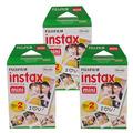 Fuji Fujifilm Instax Mini 8 Film 60 pcs White Edge Photo Papers For Polaroid 300 7s