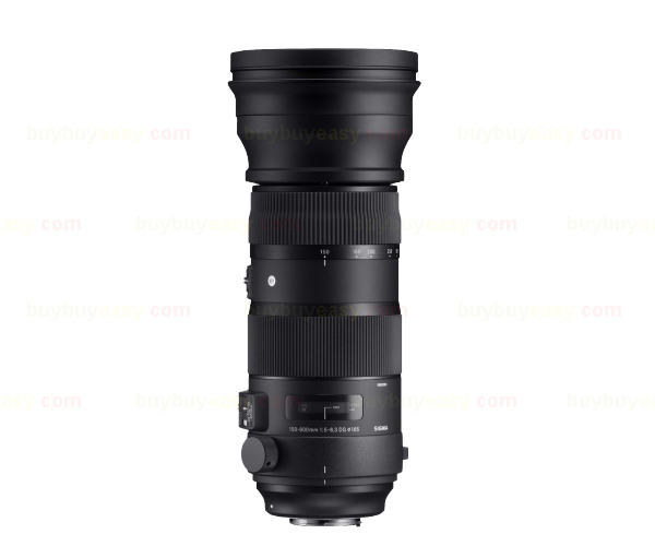 Sigma 150-600mm f/5-6.3 DG OS HSM Telephoto Sport Lens for Canon <br><br>Aliexpress