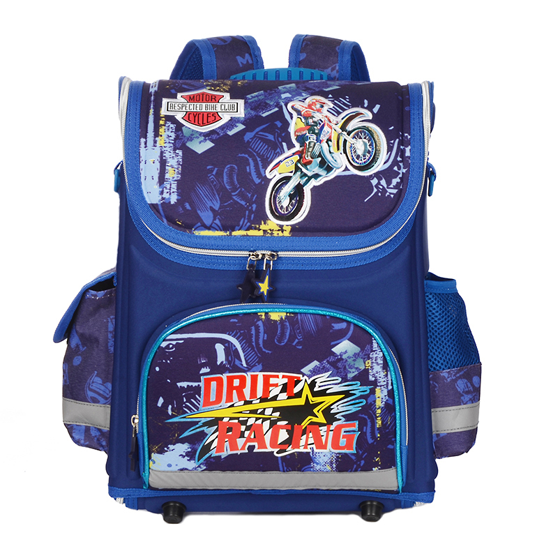 2015 New Fashion Mochila Infantil Boy School Bags Children Spider Man School Backpack Cartoon Cars High