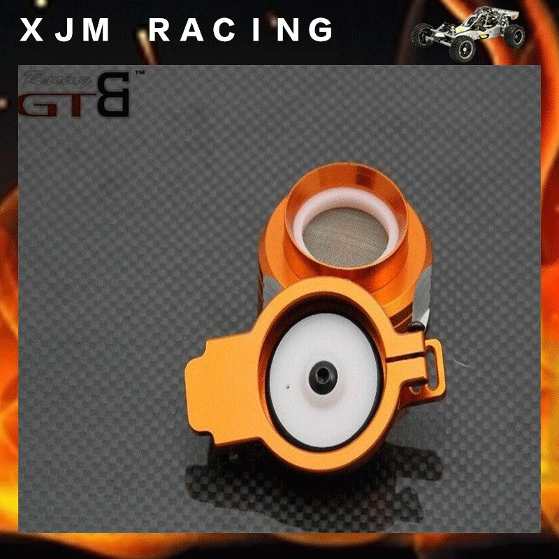 New Products Alloy gas Cap for 1/5 Scale GTB Baja 5b/5t/5sc,silver/orange choose