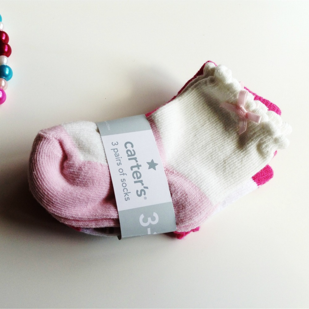 Luvable Friends 3pair/lot Free Shipping USA Luvable Friends Newborn Beary Cute Non- Skid Winter Baby Socks ,0-6 ,6-18 months L73<br><br>Aliexpress