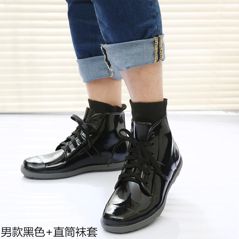 Spring/ Summer Rain Boots Man Korean New Arrival ...
