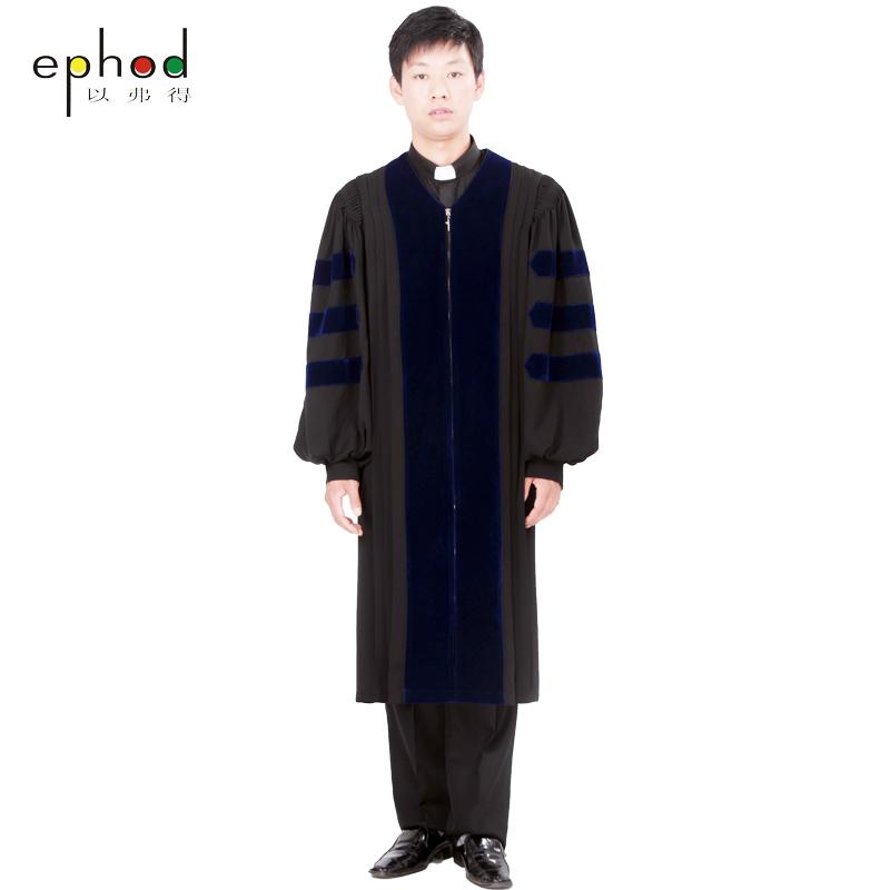 BLACK CHOIR CASSOCKS Altar Server Acolyte Church Clergy Priest Vestments Padre Robe tonaca pretre peignoir priester gewand(China (Mainland))