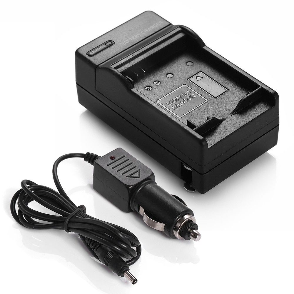 AHDBT 001 AC/DC Battery Charger For GoPro HD Hero2 Hero 960 AHDBT-001/002 Camera for Gopro Accessories free shipping(China (Mainland))