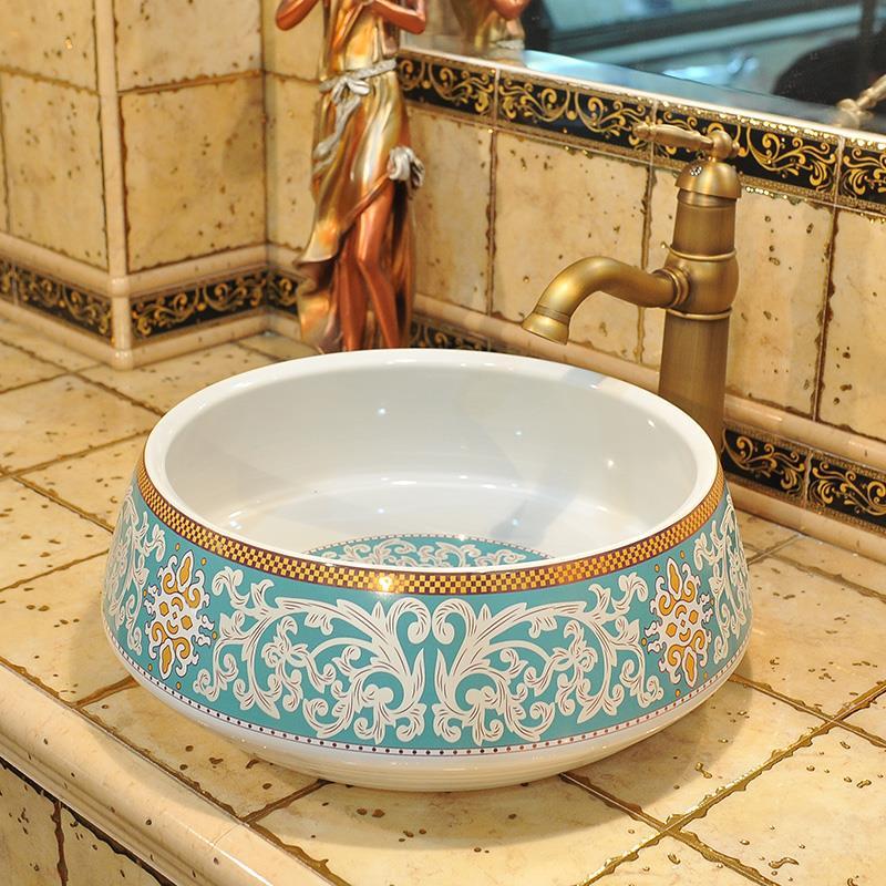 lavelli esterni in ceramica : lavabo in ceramica lavabo In Ceramica Contatore Top Lavabo Lavelli ...
