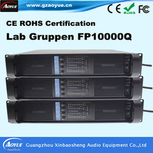 Buy Class D Module Professional Audio 4CH Amplifier Fp10000q Portable Wireless Hf Linear PA Amplifie CE RoHS for $615.00 in AliExpress store
