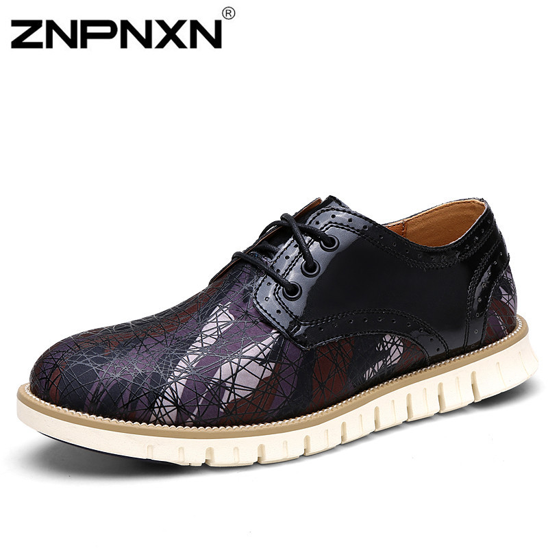 Fashion Ankle Boots Men Work Boots Luxurious Genuine Leather Shoes Men Flats Sapato Masculi Oxford Shoes For Men Zapatillas Homb(China (Mainland))