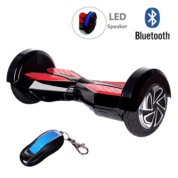 8inch smart balance electric standind scooter bluetooth. Black Bedroom Furniture Sets. Home Design Ideas