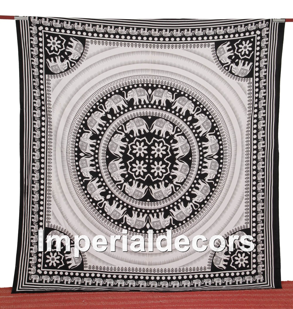 Aliexpress com buy indian tapestry hippie wall hanging