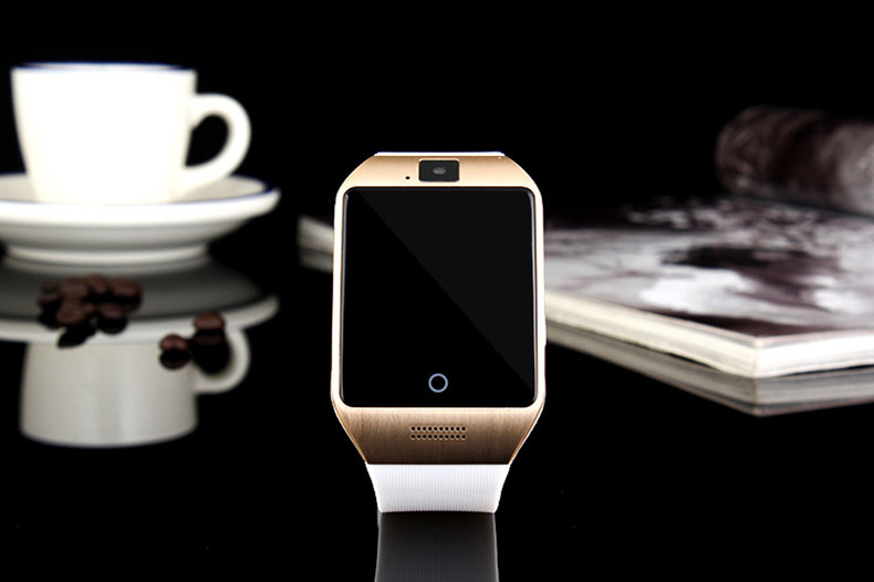 8GB Memory Original APRO Connected Bluetooth Health Clock Wristband Smart Watch Phone for Android iOS PK DZ09 F69 Smartwatch Q18 19