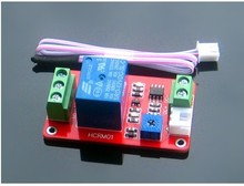 KLR 1 channel relay module thermistor relay control module light control switch sensor module matt 5