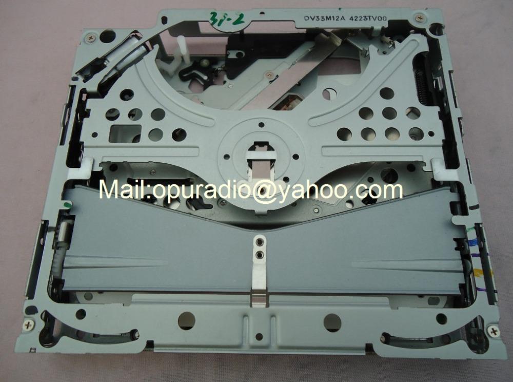 Free shipping Alpine DVD mechanism loader DV33M for BMNW MercedesChrysler Lexus Aruid Toyota car DVD ROM navigation GPS audio(China (Mainland))