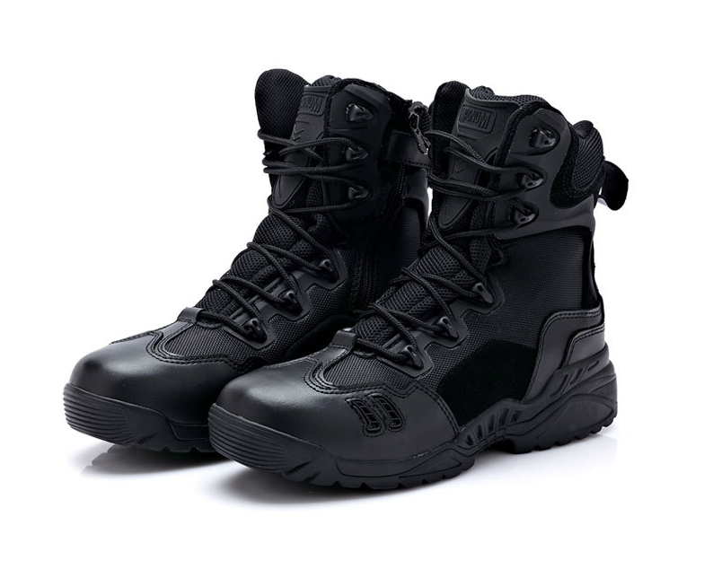 2016 Army US Military Tactical Boots Outdoor Man Desert Forces Combat Boots Male Shoes Black Sand Military Enthusiasts Marine<br><br>Aliexpress
