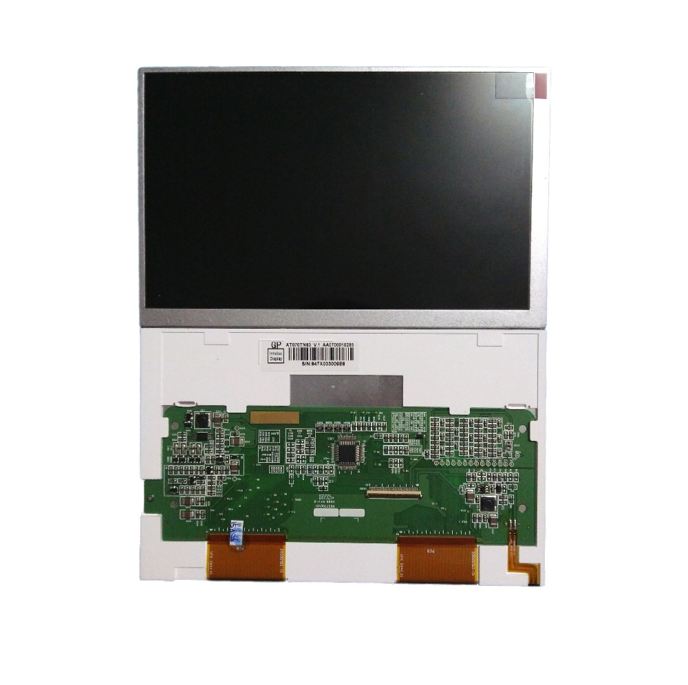 "7"" TFT INNOLUX AT070TN83 V.1 40 Pin LCD Screen Panel Module Controller 800x480(China (Mainland))"