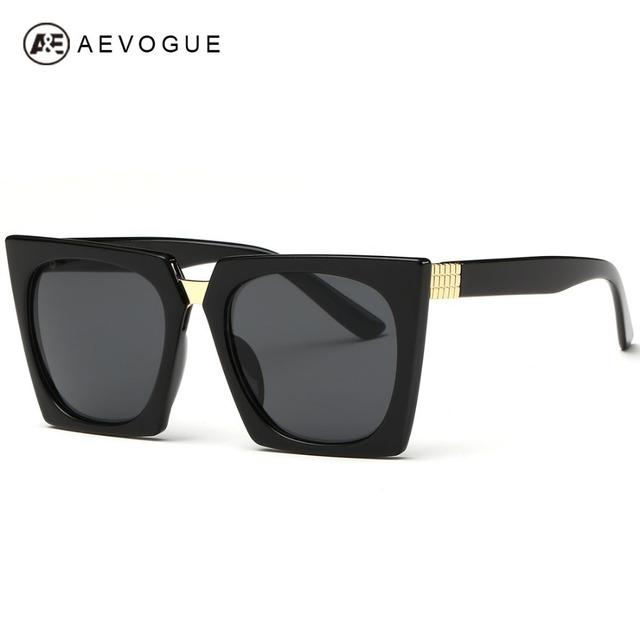 Aevogue прохладный Cat Eye солнцезащитные очки женщины летний стиль солнцезащитные очки марка старинные Gafas óculos De Sol UV400 AE0268