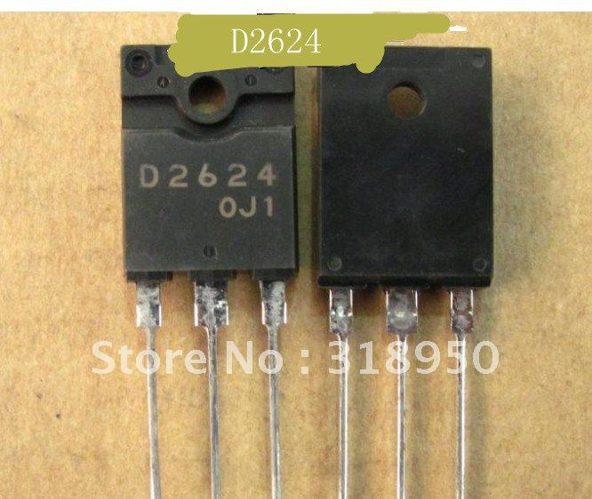 D2624 D2624 SANYO TO-3P In stock Best price and good service(China (Mainland))