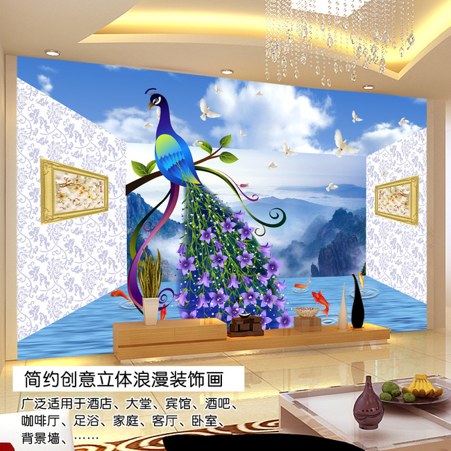 Fashion environmental glitter wallpaper 3d wall panel papel de parede kids mural photo wallpaper background homedecoration(China (Mainland))