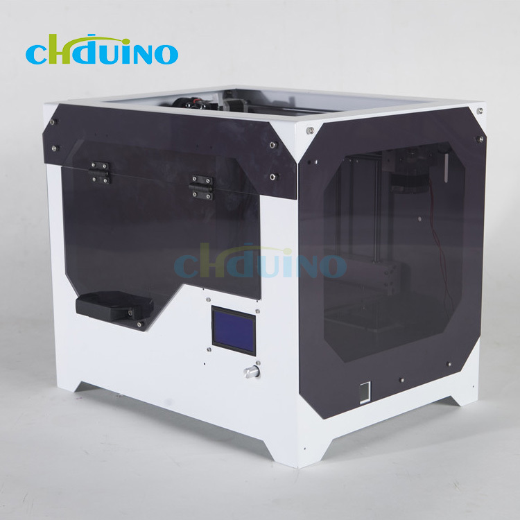 Newest design metal frame 3d printer machine 3d printer 3d printer design software