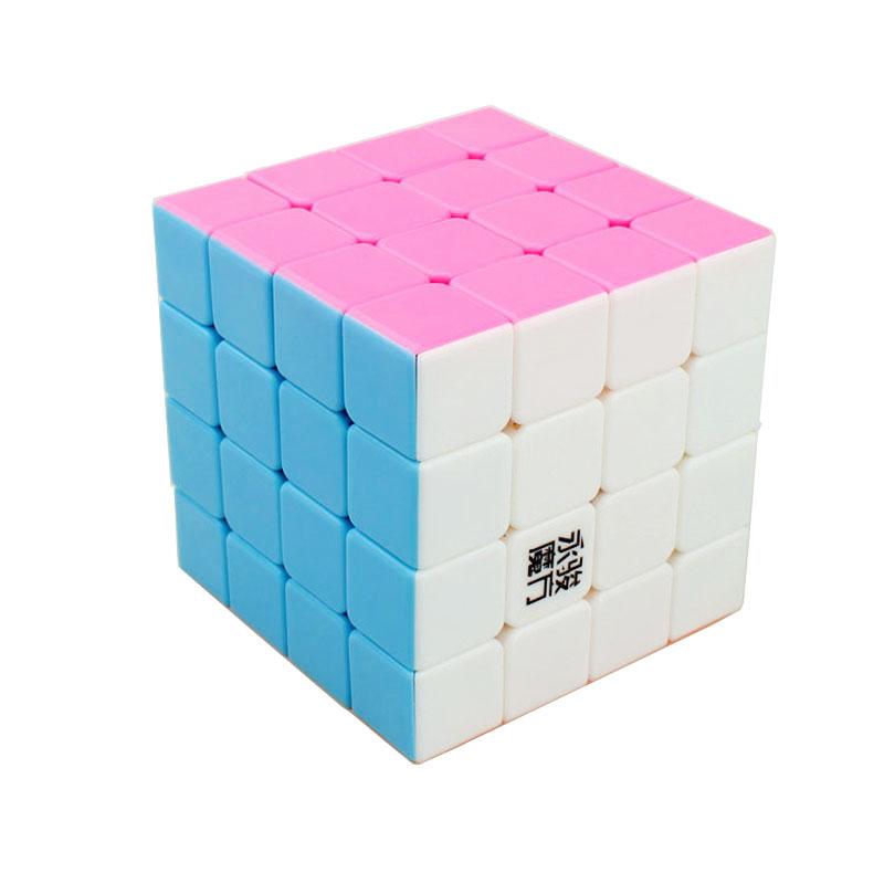 Newest Yongjun MoYu Yusu 4x4x4 62mm Magic Cube Speed Puzzle Cubes Kids Toys Educational Toy Kubik 4×4