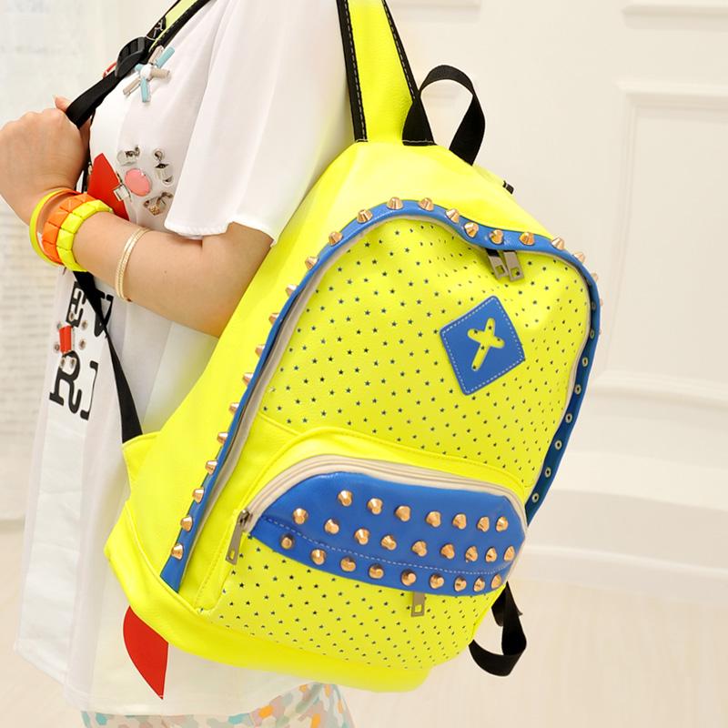 Bolsa De Ombro Para Faculdade : Infantil mochila escolar bolsas mulheres bonito sacos