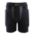WOSAWE Black Short Protective Hip Butt Pad Ski Skate Snowboard skating skiing protection drop resistance roller padded Shorts