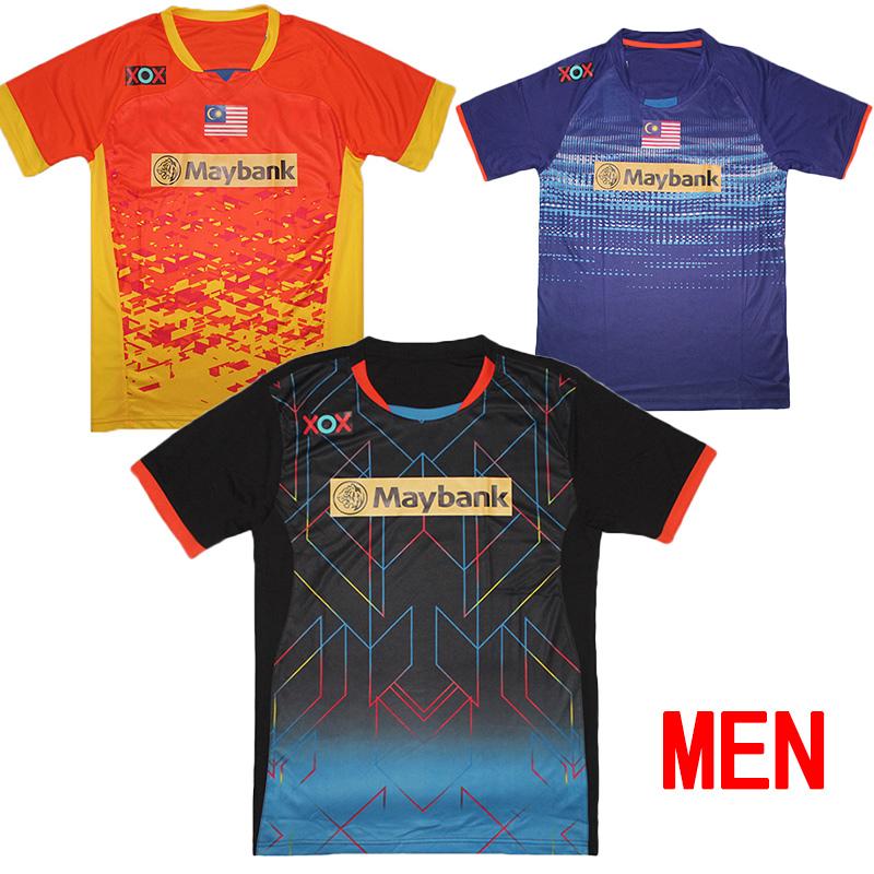 New Malaysia Badminton Lee Jersey , Lin tshirt Badminton Men Shirt , Badminton sportswear , badminton clothes(China (Mainland))
