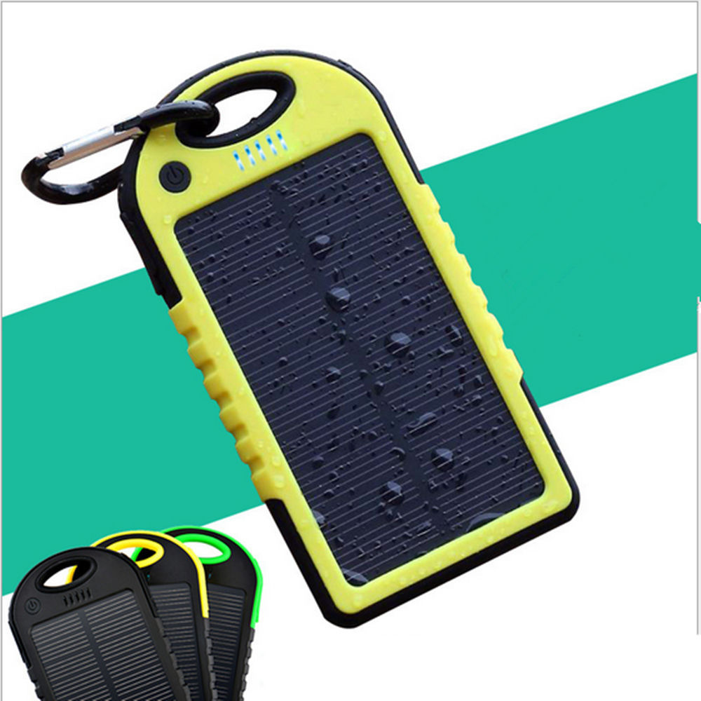 solar powered mobile charger